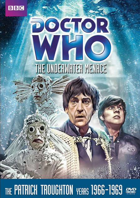Doctor Who 0032 The Underwater Menace US DVD