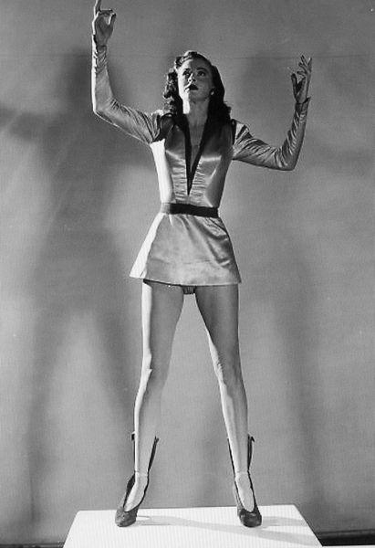 Flight To Mars 1951 c