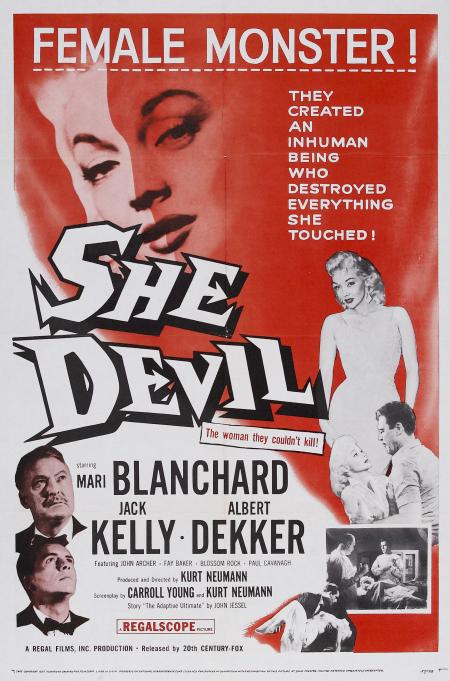 She Devil 1957-001