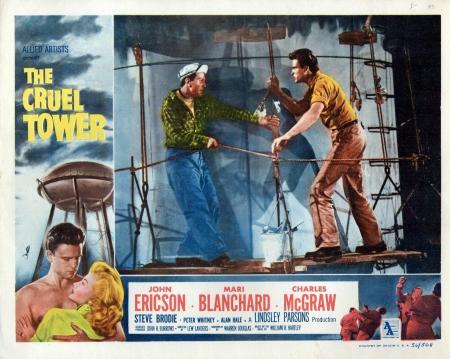 The Cruel Tower 1956 b