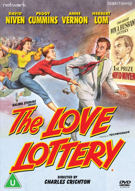 The Love Lottery 1954