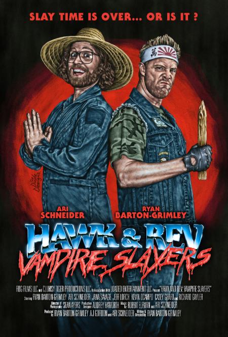 Hawk & Rev Vampire Slayers 2020