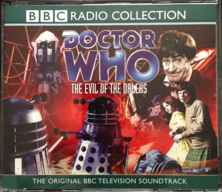 Doctor Who 0035 The Evil Of The Daleks BBC audio