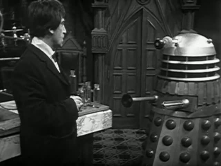 Doctor Who 0035 The Evil Of The Daleks a