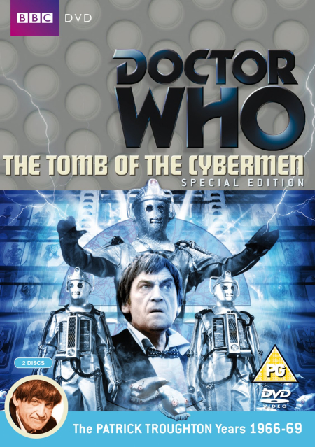 Doctor who 0037 tomb of the cybermen UK DVD