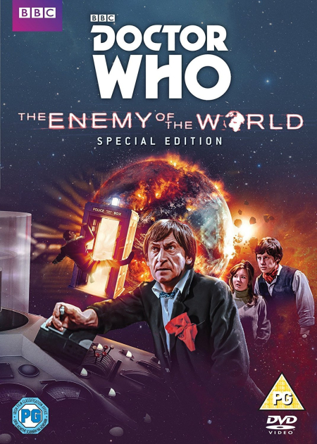 Doctor Who 0040 The Enemy Of The World UK DVD SE