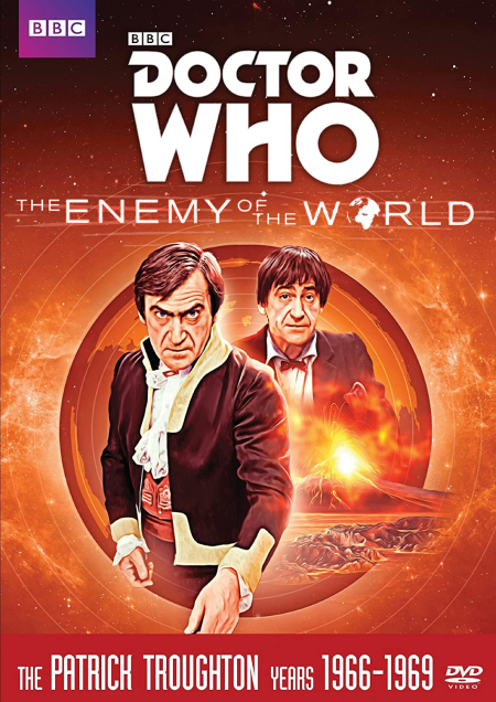 Doctor Who 0040 The Enemy Of The World UK DVD