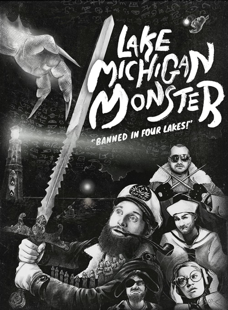 Lake Michigan Monster 2018