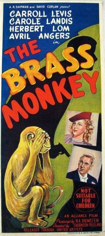 Brass Monkey 1948-001