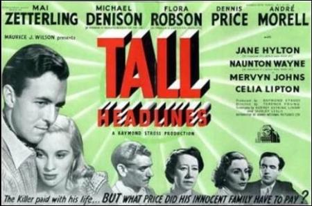 Tall headlines 1952