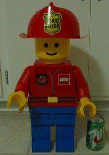 Legofireman