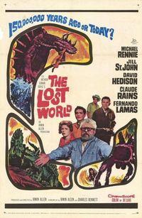 Thelostworld1960poster