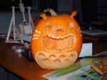 Totoro_pumpkin